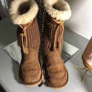 UGG Shoes Ugg Sn 5124 Brown Slouch Boot